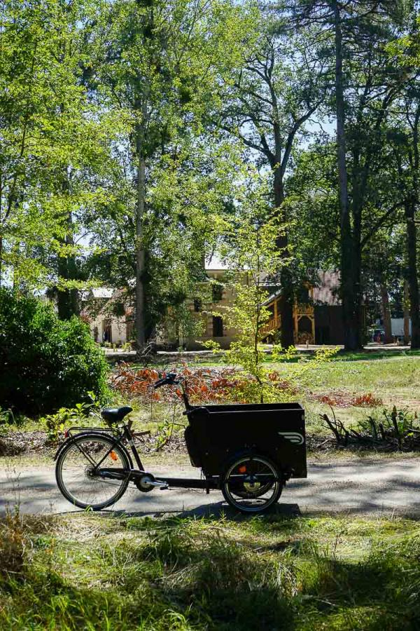Les Sources de Cheverny : un hôtel dans la nature © MB   YONDER.fr