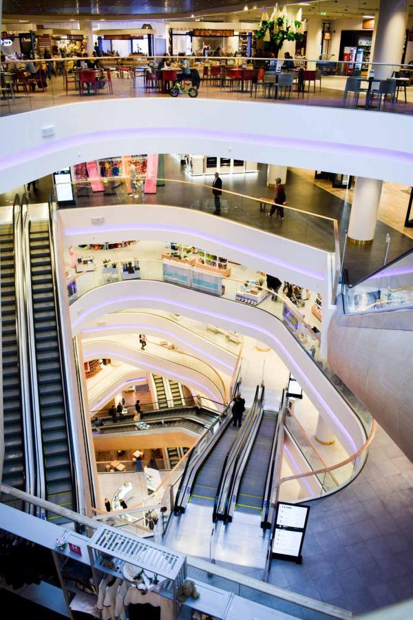 À l'intérieur du grand magasin TSUM © YONDER.fr