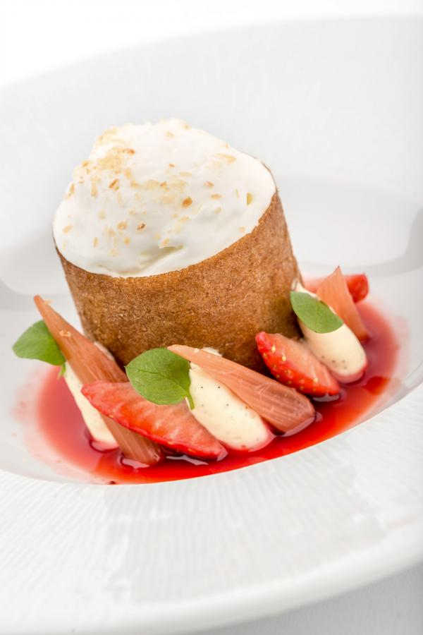 La Fraise en dessert © Gianni Villa