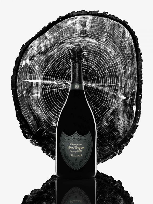 Dom Pérignon Vintage 2002 Plénitude 2 © DR