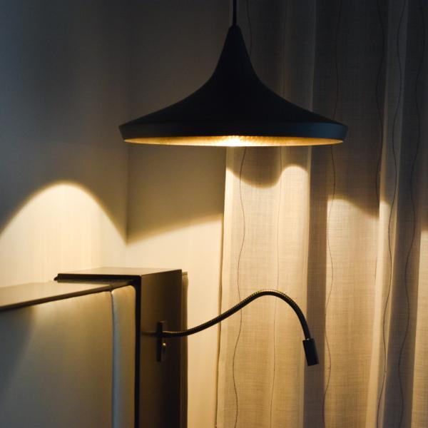 Luminaire Tom Dixon © Yonder.fr