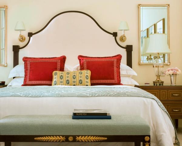 Le confort irréprochable des chambres © Four Seasons