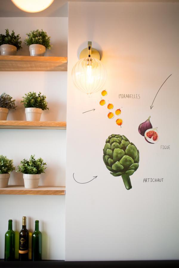 L'intérieur du restaurant TOMY&co © Guillaume Lechat