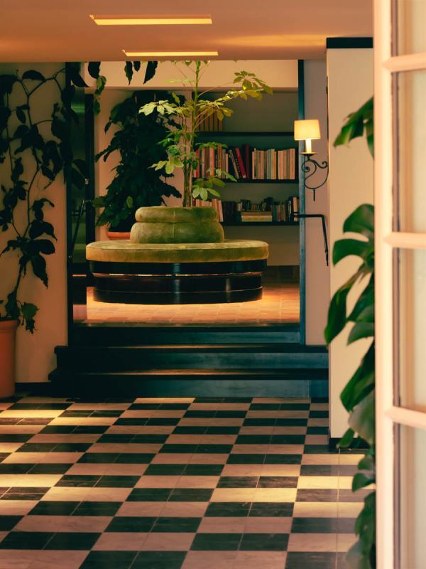 Hôtel La Ponche Saint-Tropez © DR