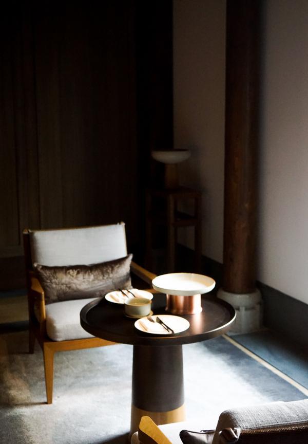 Chambre à coucher dans une Antique Villa © YONDER.fr