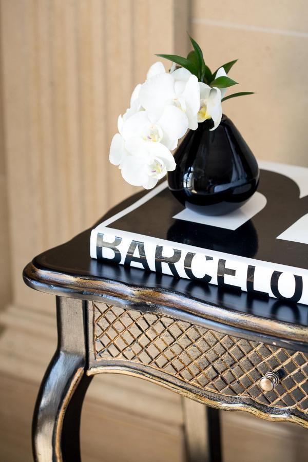 Majestic Hotel & Spa Barcelona - Détails de décoration dans une chambre © DR
