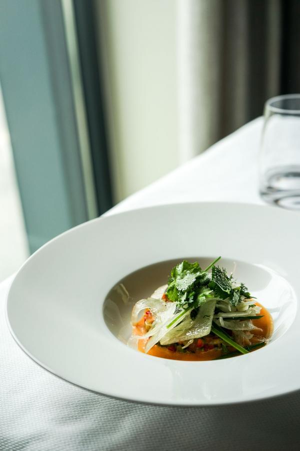 On y sert une cuisine semi-gastronomique de très bonne facture © YONDER.fr