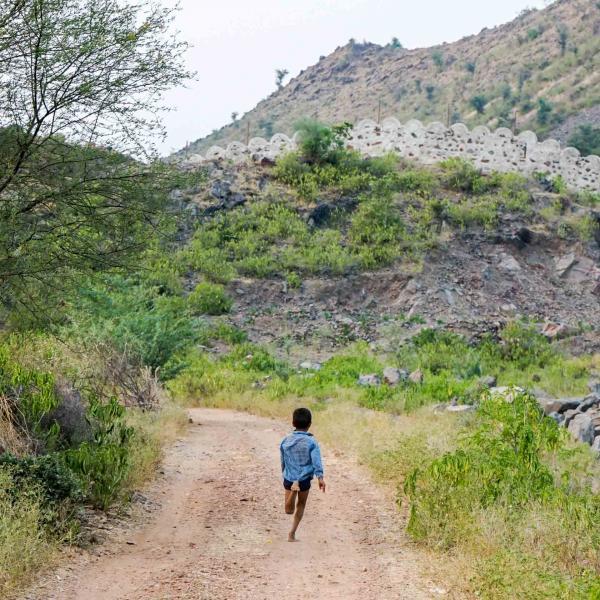 Exploration du Rajasthan rural pendant le Cow Dust Tour © YONDER.fr