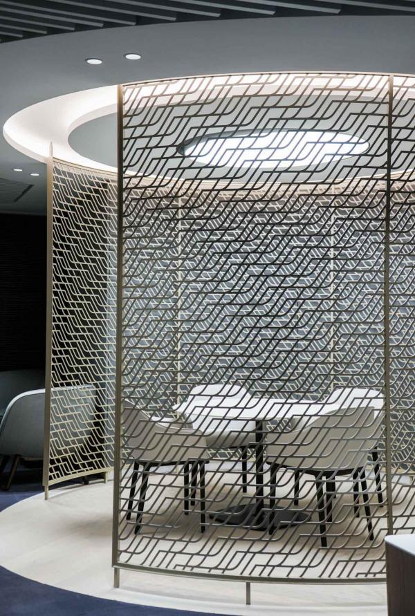 Détails de décoration dans le « Petit Salon » © YONDER.fr