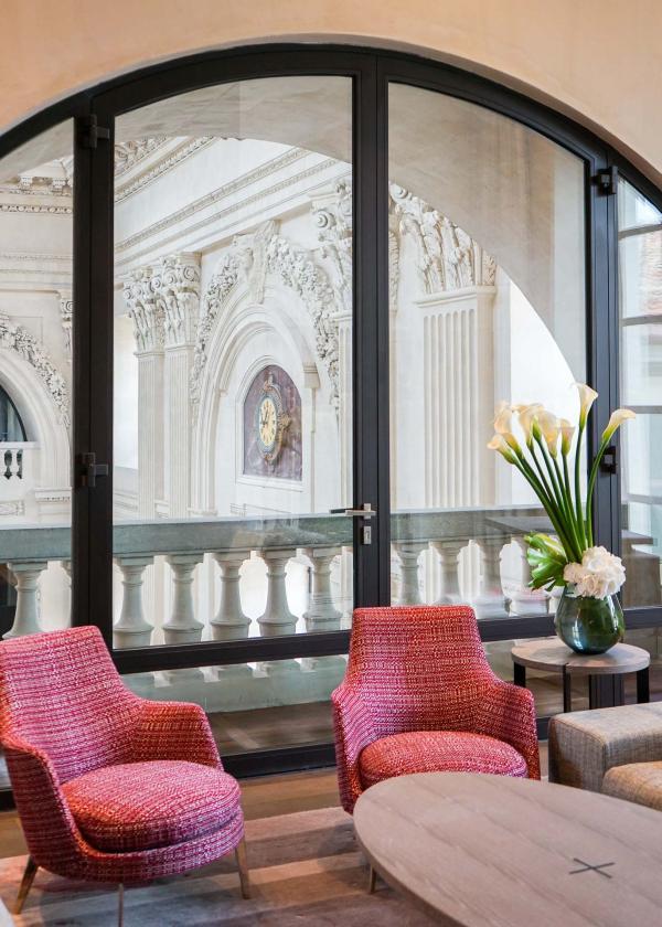 La Suite Présidentielle de l'InterContinental Lyon Hôtel-Dieu © YONDER.fr