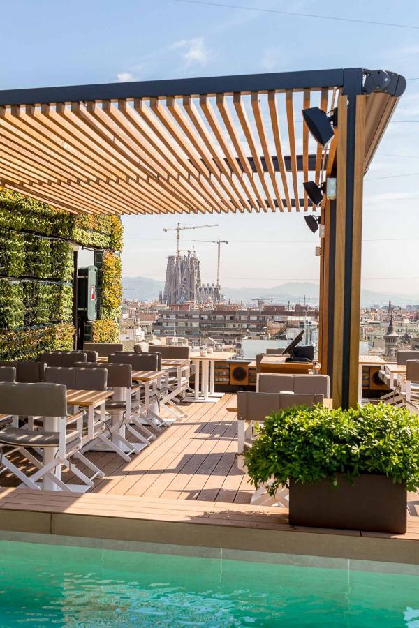 Majestic Hotel & Spa Barcelona - Rooftop La Dolce Vitae © DR