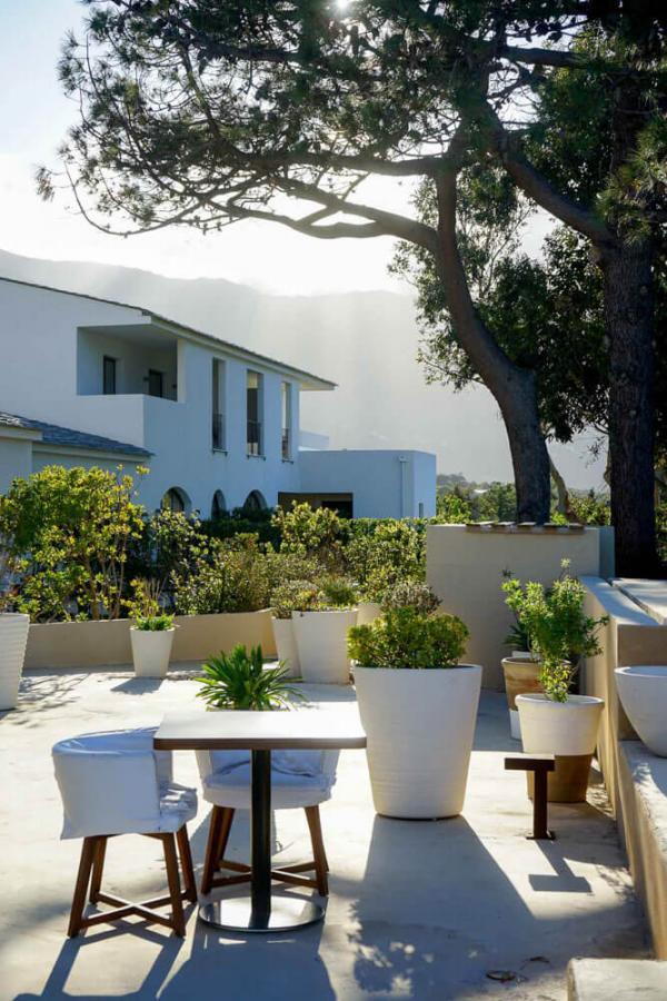 Misincu Corse — terrasse © YONDER/MB