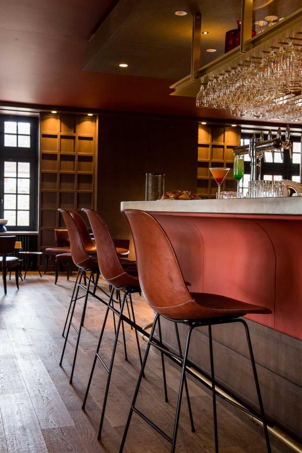 Le bar de l'hôtel © Anne-Emmanuelle THION