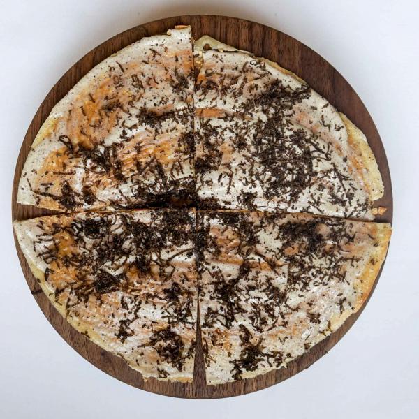 Tarte à la truffe noire © YONDER.fr