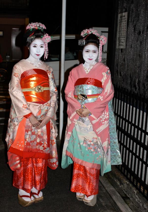 Geishas à Kyoto | © Aurélie Morin