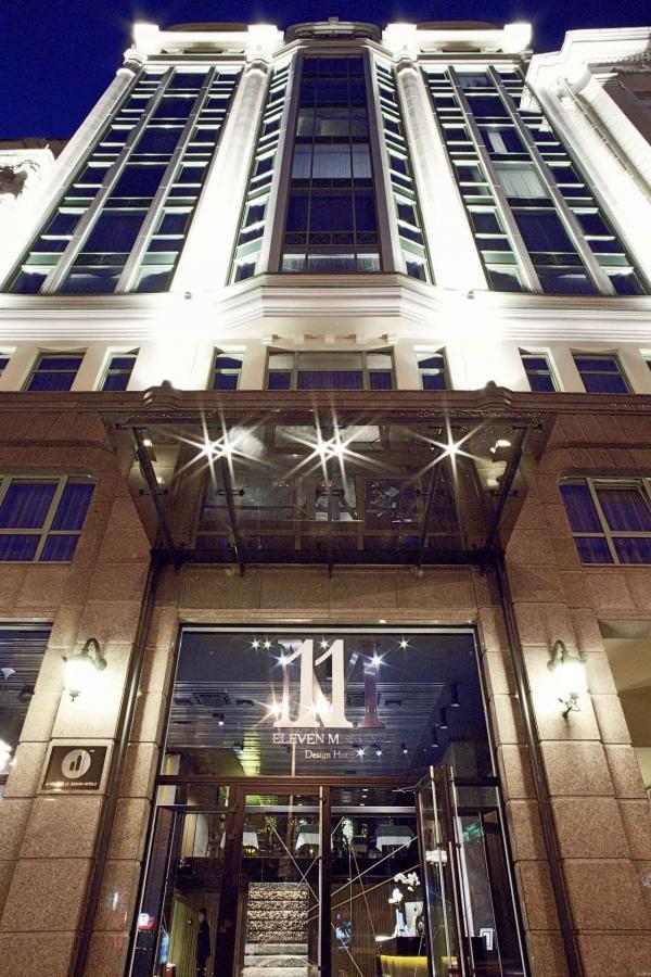 La façade du 11 Mirrors Design Hotel © 11 Mirrors