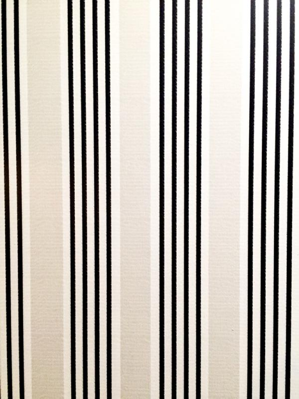Des lignes, du noir et du blanc cassé : le design se veut résolument sobre © Yonder.fr
