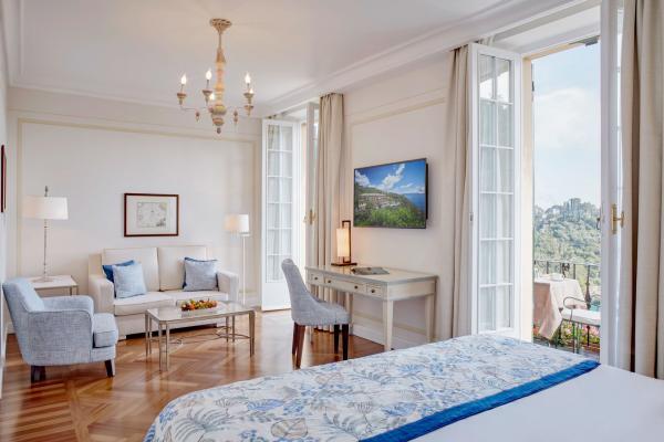 Décor ultra-chic dans les chambres © Belmond Hotels & Resorts