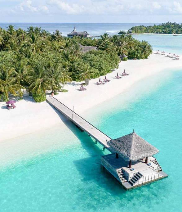 Naladhu Private Island Maldives©DR