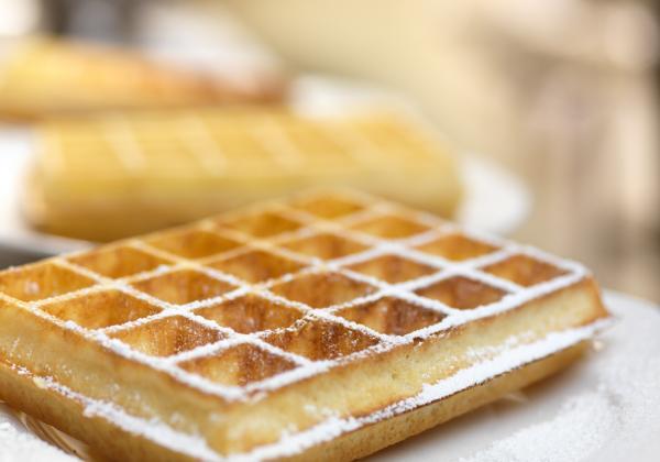 Les gaufres font partie du patrimoine culinaire belge au même titre que les frites © Visit Flanders / www.milo-profi.be