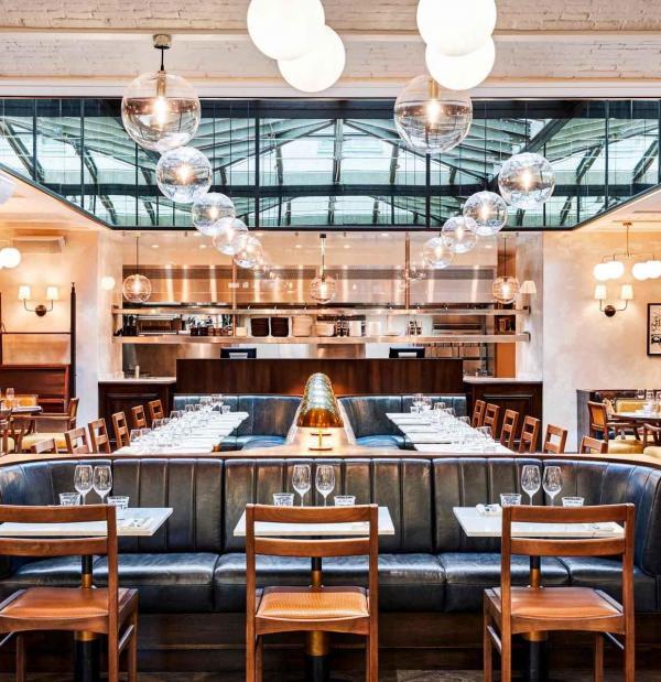 The Hoxton Paris – Brasserie Rivié (restaurant) © DR