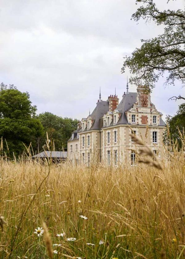 Les Sources de Cheverny – Le Château du Breuil © MB   YONDER.fr