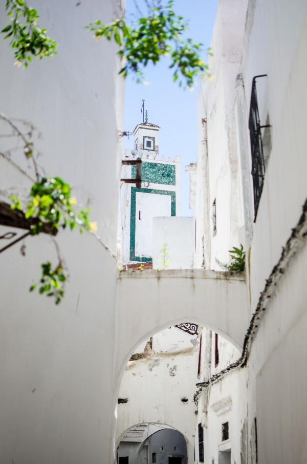 Dans les ruelles de Tétouan © Alix Laplanche
