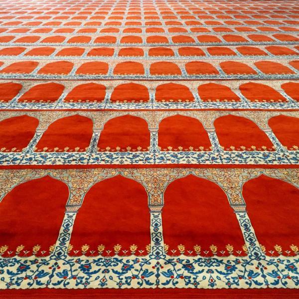 Dans la Mosquée Süleymaniye © Yonder.fr