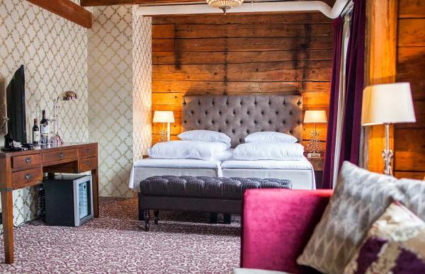 Chambre au Det Hanseatiske Hotel © DR
