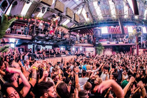 Music On, la folie du clubbing façon Ibiza dans toute sa splendeur © DR