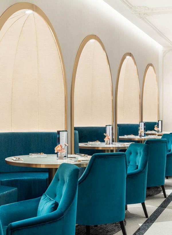 Maison Albar Hotels Le Vendome - restaurant © Stefan Kraus