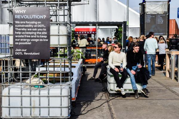 Le développement durable, un thème omniprésent pendant le festival © Yonder.fr