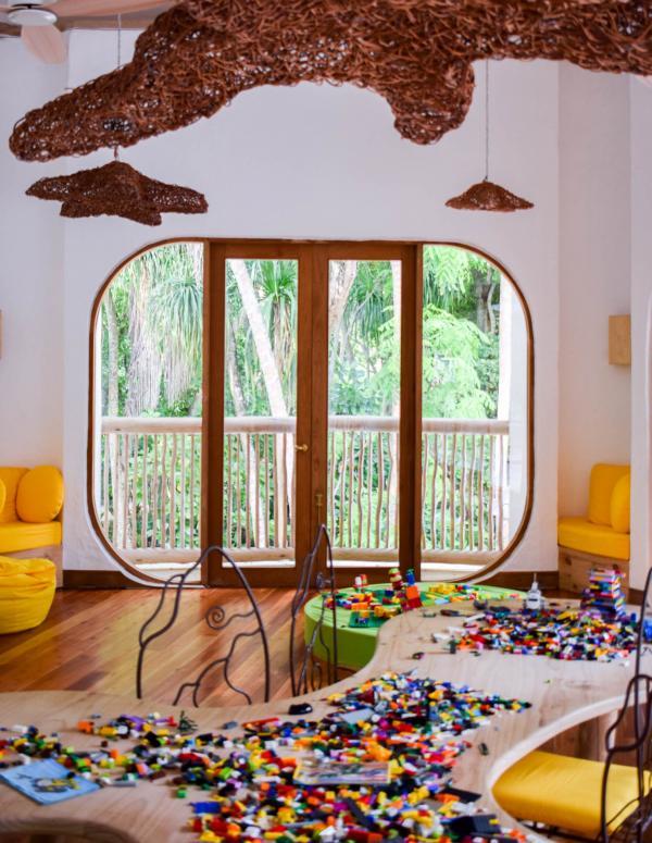 The Den, un petit paradis pour les enfants © YONDER.fr