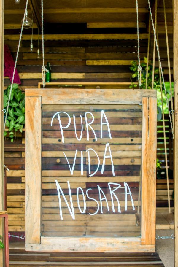 La Pura Vida à Nosara, l'une des capitales du yoga au Costa Rica © DR