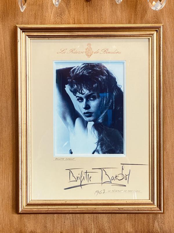 La Réserve de Beaulieu – Portrait de Brigitte Bardot © EL / YONDER.fr