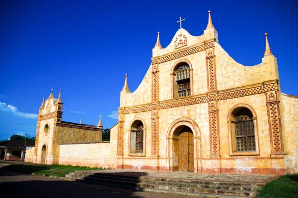 San José de Chiquitos © CC La Llama