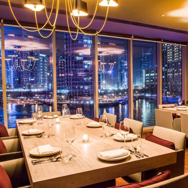 © Marina Social Dubai