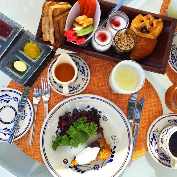 Le petit-déjeuner idéal © Yonder.fr