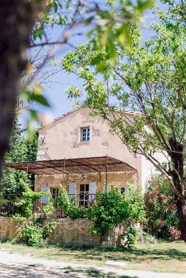 La terrasse de L'Etude, chambre deluxe avec terrasse © Pierre Gunther | YONDER.fr