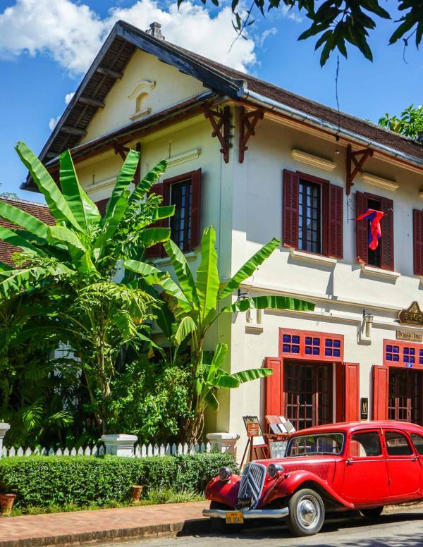 3 Nagas Luang Prabang - MGallery by Sofitel © YONDER.fr