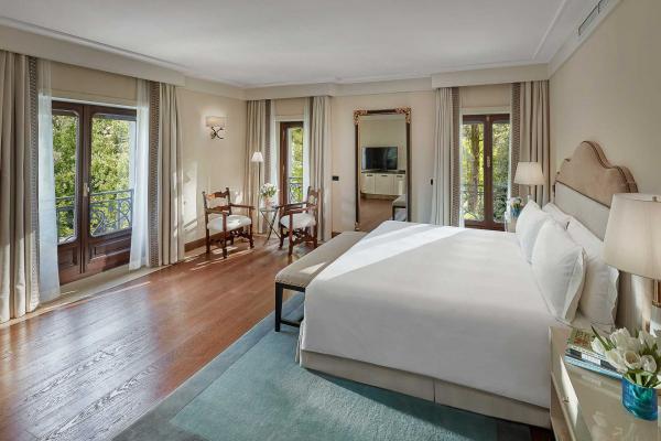 Mandarin Oriental Lago di Como : Junior Suite.