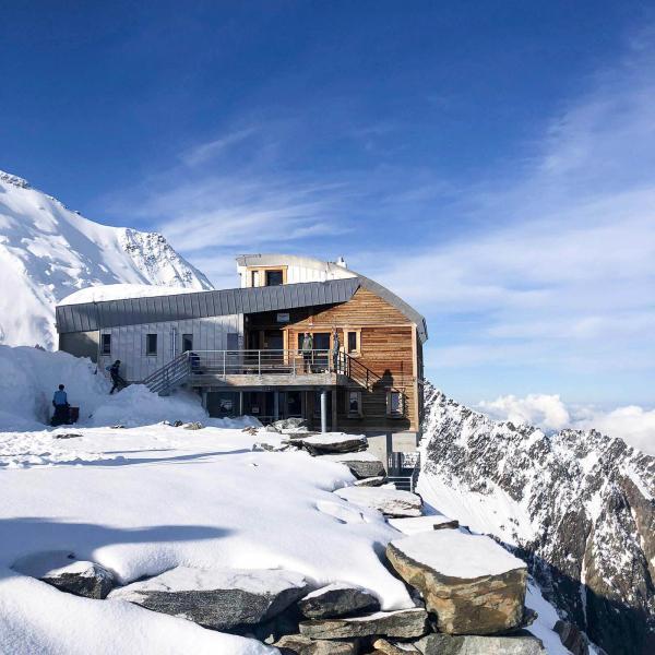 Refuge de Tête Rousse © Julien Pelloux Guides Mont-Blanc