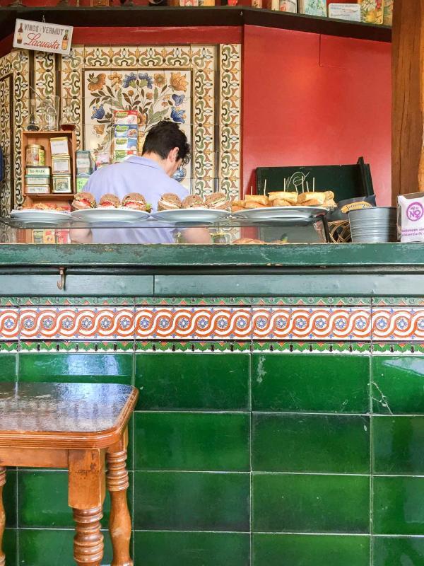 Nervion Café Bar © Clémence Ludwig
