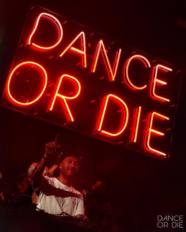 Dance or Die - Ushuaïa Ibiza 2019 © DR