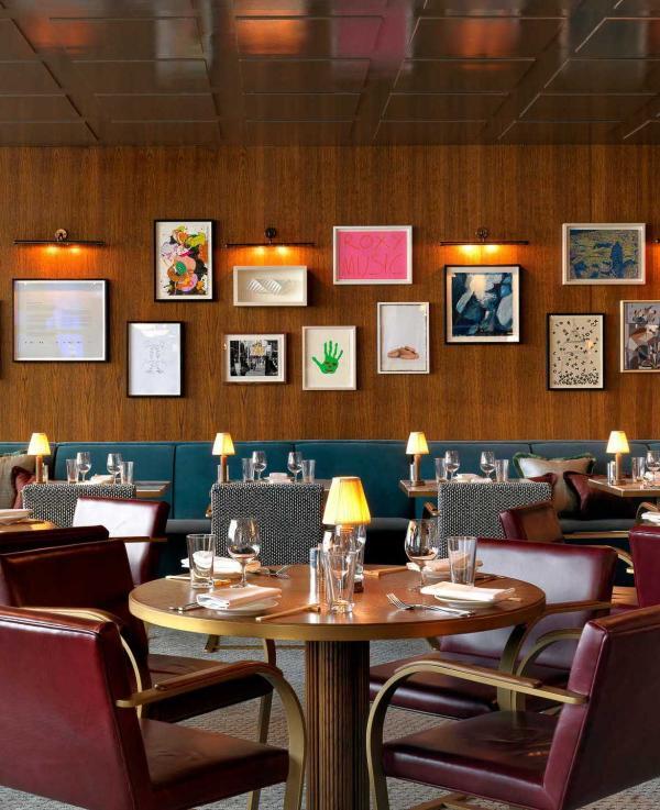 White City House - Restaurant © Soho House
