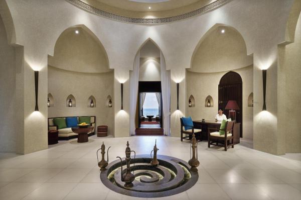 Spa au Al Bustan Palace, A Ritz-Carlton Hotel © DR
