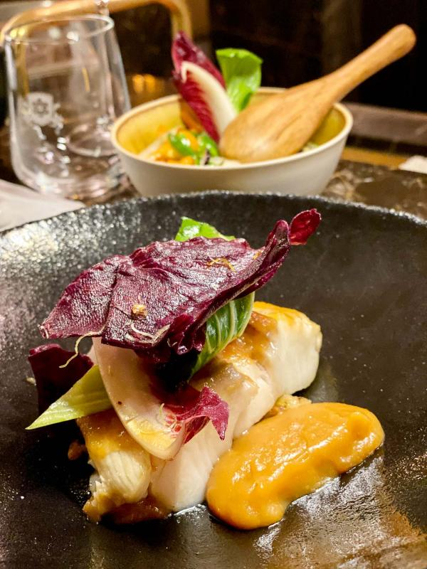 Apogée Courchevel — restaurant. © Emmanuel Laveran.
