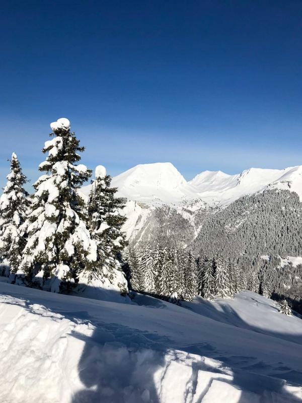 La station d'altitude offre des panoramas à couper le souffle. © Pierre Gunther