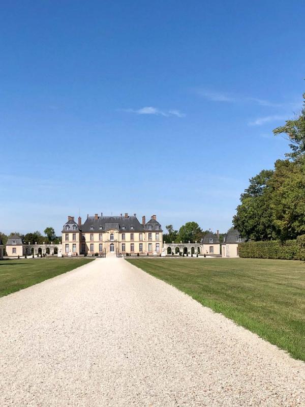 Le Château de la Motte-Tilly © CDT Aube