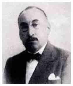 Portrait d'Eugène-Aimé Salon © DR